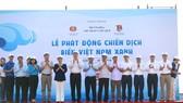Lễ phát động chiến dịch biển Việt Nam xanh