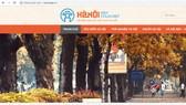 Ra mắt website Hanoidep.vn