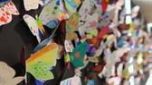 Tác phẩm mỹ thuật khổng lồ với 1300 cánh bướm sẽ xuất hiện ở Hà Nội