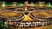 Năm 2013, múa xòe cũng đã lập Kỷ lục Việt Nam với 3000 người tham dự
