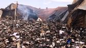 Công bố nguyên nhân vụ cháy hơn 40 tấn hồ sơ xe buýt