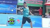 Tay vợt trẻ 17 tuổi Nguyễn Văn Phương