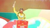 Tay đua Nguyễn Thành Tâm. Ảnh: HOÀNG HÙNG