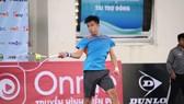 Tay vợt trẻ Nguyễn Văn Phương