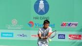 Lý Hoàng Nam sẽ vắng mặt ở giải Masters 500.