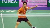 Nguyễn Tiến Minh đã có một trận đấu hay với Lin Dan.