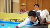 Nguyễn Quốc Nguyện không có phong độ tốt tại giải.