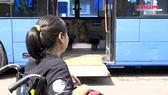 Xe buýt cho người khuyết tật - khát vọng hòa nhập...