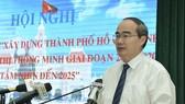 TPHCM tập trung thực hiện các mục tiêu của đô thị thông minh