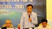 Ông Trần Quốc Tuấn đang nhận được sự ủng hộ từ nhiều CLB ở chức danh chủ tịch VFF khóa VIII