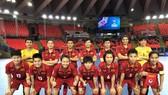 ĐT futsal Việt Nam đứng hạng 4 châu Á 2018