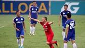Viettel có chiến thắng dễ dàng trước Tây Ninh. Ảnh: MINH HOÀNG