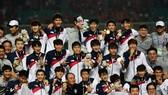 Hàn Quốc bảo vệ thành công tấm HCV bóng đá nam