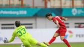 U23 Việt Nam sẽ gặp nhiều thử thách khi vào nhóm hạt giống số 1. Ảnh: DŨNG PHƯƠNG