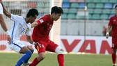 Xuân Trường trong thành phần đội Việt Nam dự AFF Cup 2016. Ảnh: DŨNG PHƯƠNG