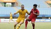 U19 Việt Nam gây thất vọng từ giải Đông Nam Á sang châu Á. Ảnh: Đoàn Nhật