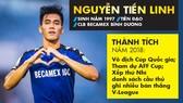 Nguyễn Tiến Linh, vua phá lưới nội ở mùa bóng 2018