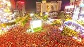 Malaysia - Việt Nam 2-2: Hai tiền vệ trung tâm lập công
