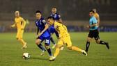 SLNA có khởi đầu thuận lợi tại V-League 2019. Ảnh: MINH HOÀNG