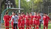 Đội U19 Việt Nam. Ảnh: Đoàn Nhật