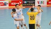 Thái Sơn Bắc giành vị trí nhất bảng ở giai đoạn 1. Ảnh: Anh Trần