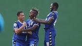 Các cầu thủ Becamex Bình Dương tiếp tục giữ phong độ tốt ở AFC Cup. Ảnh: DŨNG PHƯƠNG
