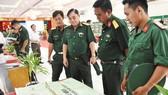 Quân khu 7 triển lãm ảnh kỷ niệm 72 năm ngày Thương binh - Liệt sĩ