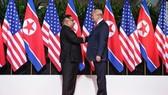 Tổng thống Mỹ cho biết, ông và Kim Jong-un sẽ gặp nhau lần nữa vào ngày 27 và 28-2 tại Việt Nam. Ảnh: Getty Images