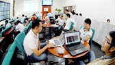 VN-Index rockets by nearly 16 points
