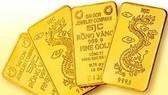 Gold depreciates VND900,000 per tael