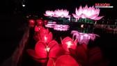 Lễ hội hoa đăng tỏa sáng sông Hương