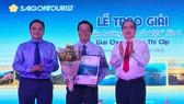"""Saigontourist trao giải và công bố sách ảnh """"Tận hưởng bản sắc Việt"""" lần 2"""