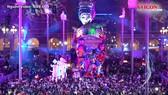 Độc đáo sắc màu lễ hội Carnival 2019 tại Pháp