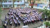 Khoảng 30.000 học sinh TPHCM sẽ rớt lớp 10 công lập