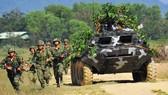 CB-CS Trung đoàn Gia Định luyện tập trạng thái sẵn sàng chiến đấu