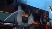 Bài học quý từ công tác chi viện chữa cháy