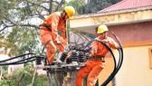 Kiểm tra, rà soát các công trình hạ tầng kỹ thuật điện