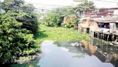 Tập trung cải tạo và xử lý ô nhiễm kênh rạch