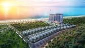 Ra mắt dự án nghỉ dưỡng mang phong vị của núi rừng và biển xanh Long Hải