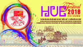 Poster, theme of Hue Festival 2018 announced