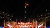 An performance at the closing night of Hue Festival 2018. (Photo: VNA)
