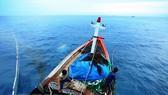 A fishing boat of Vietnam (Photo: VNA)