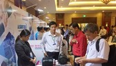 A sourcing fair to link Vietnamese supporting industries with FDI and other manufacturing firms held recently by the HCM City Department of Industry and Trade (Photo: VNA)