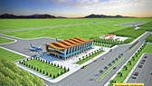 The Phan Thiet Airport is expected to open by 2020 (Photo: baogiaothong.vn)