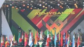 An overview of the opening ceremony of International Army Games 2018