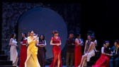 "Classical opera, ""Die Fledermaus"" performed in city"