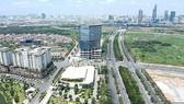 A corner of Thu Thiem area (Photo: Sggp)