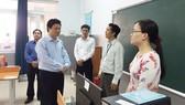 Thứ trưởng Bộ GD-ĐT Nguyễn Hữu Độ làm việc tại TPHCM về dự thảo Chương trình phổ thông mới