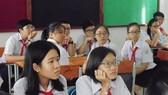 Những bài học về yêu thương trong ngày tựu trường