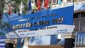 Yêu cầu đẩy nhanh thẩm tra vụ nâng điểm thi ở Trường THPT Nguyễn Công Trứ